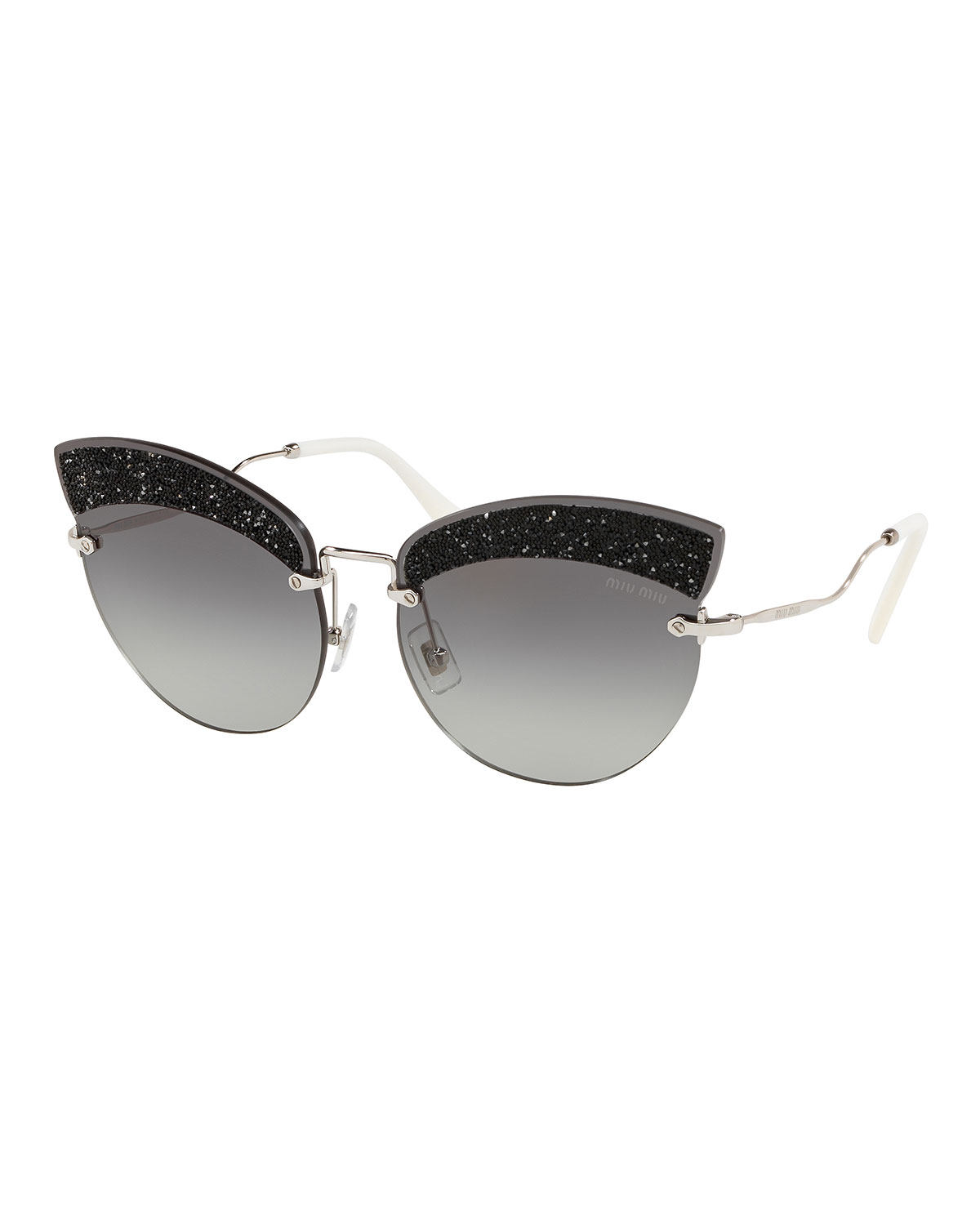 8dc09192fada Buy miu miu sunglasses & eyewear for women - Best women's miu miu sunglasses  & eyewear shop - Cools.com