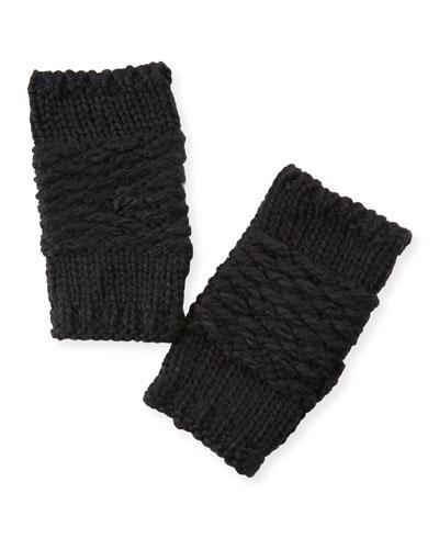 Chunky Knit Arm Warmers