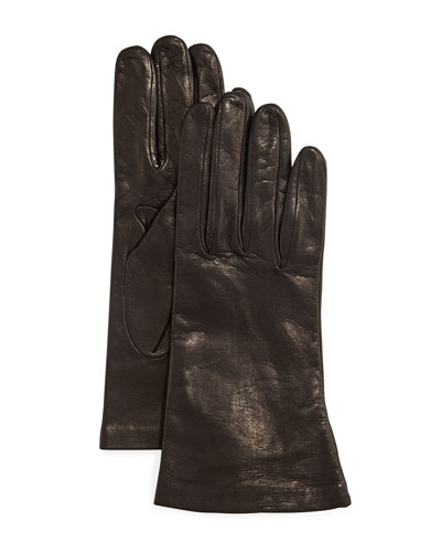 85e91f805067e Quick Look. Portolano · Silk Lined Leather Gloves
