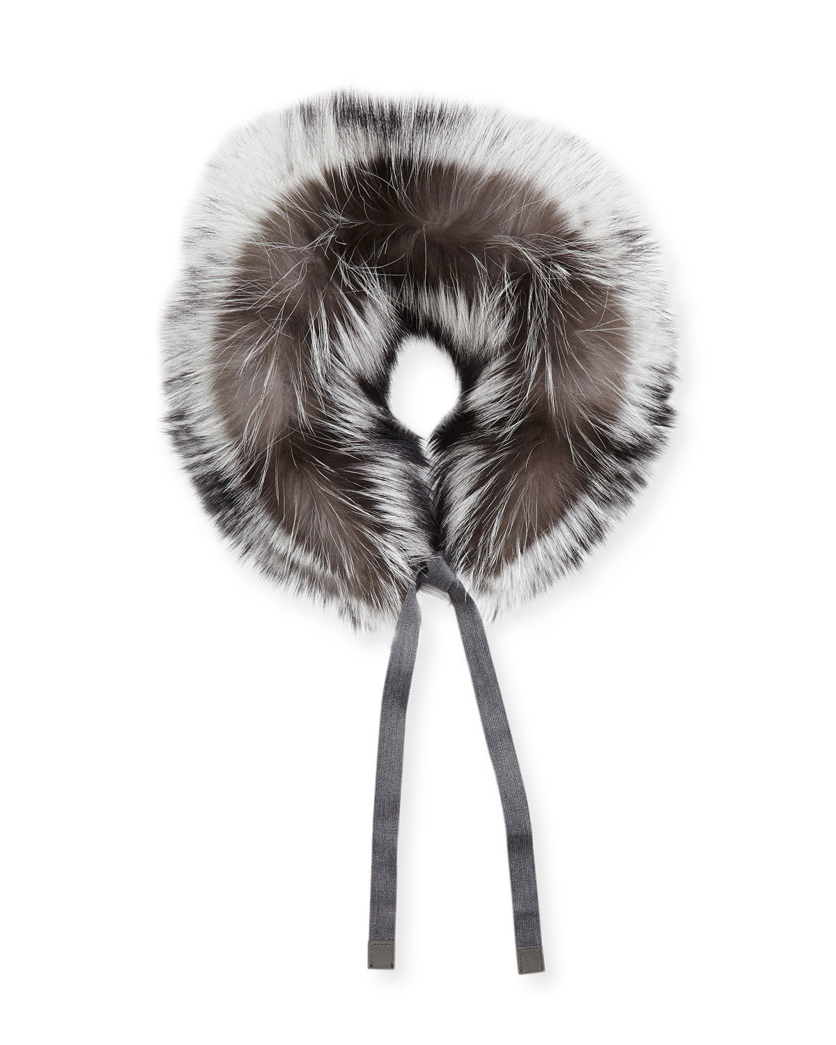 Pindaro Detachable Fur Collar