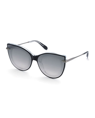 ac22dc4f8694e Crystal Fitted Sunglasses