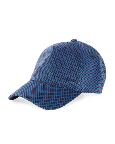 Blue Baseball Cap  9a2ef3298089