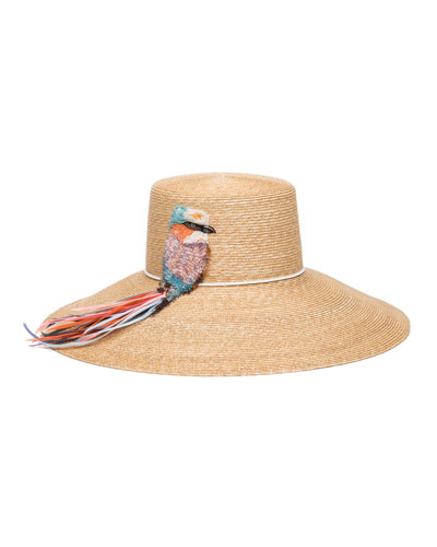 3b0acb31725aa Quick Look. Eugenia Kim · Mirabel Straw Sun Hat w  ...