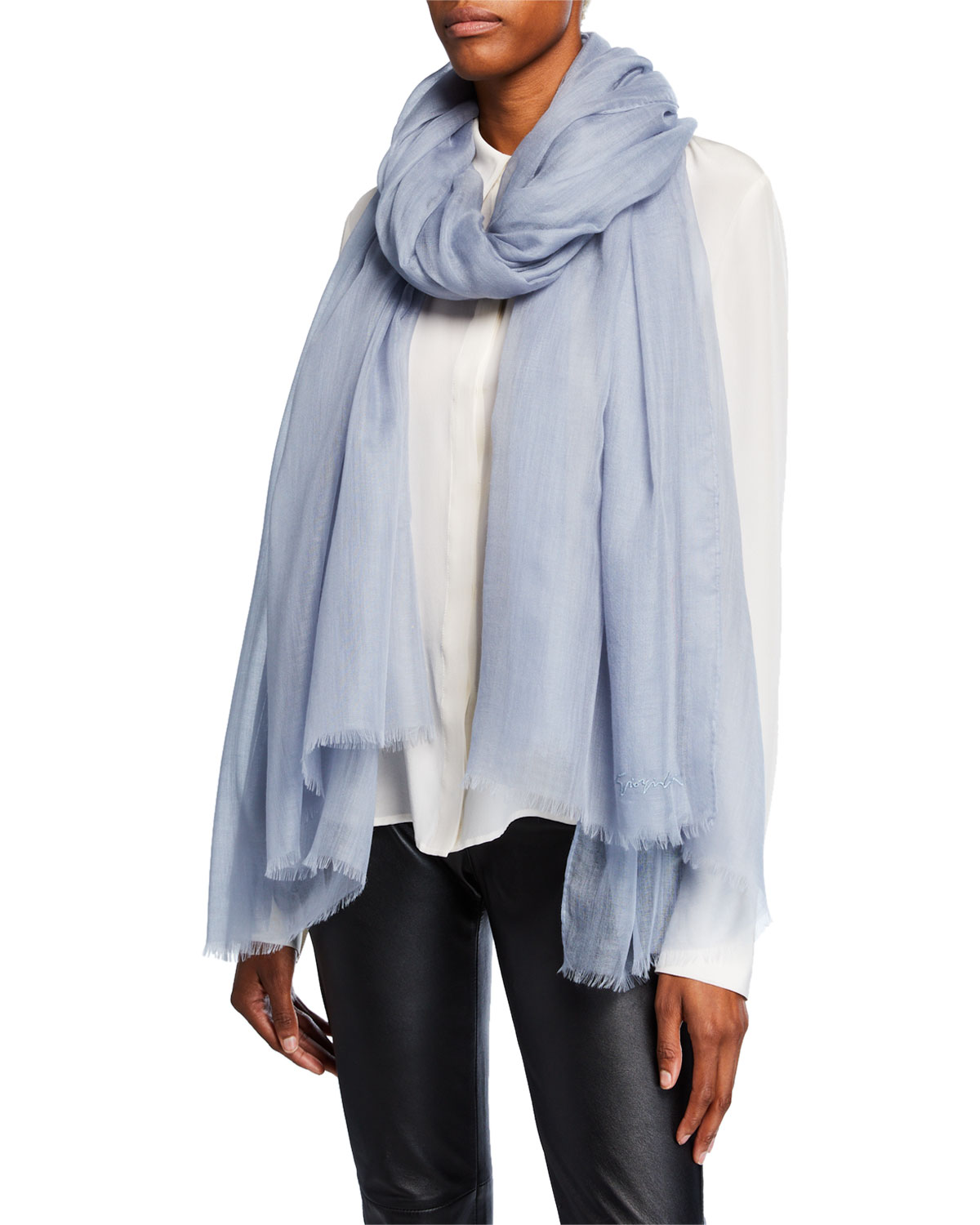 42b642c658683 giorgio armani cashmere scarves for women - Buy best women's giorgio armani cashmere  scarves on Cools.com Shop
