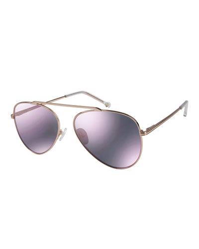 Rose Gold Eyewear | Neiman Marcus