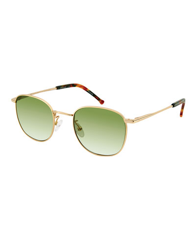06b928f6c46 Quick Look. Colors In Optics · Sammy Round Metal Sunglasses ...