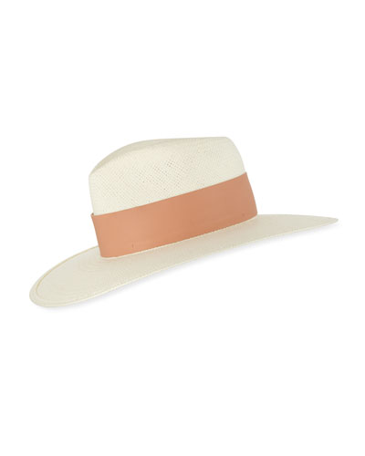 Clemence Straw Cowboy Hat
