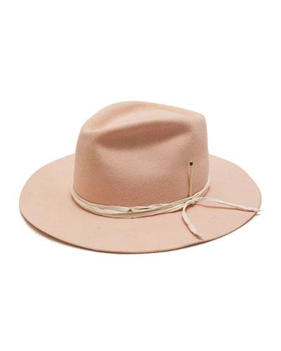 72797c75290fd0 Flat Brim Hat | Neiman Marcus