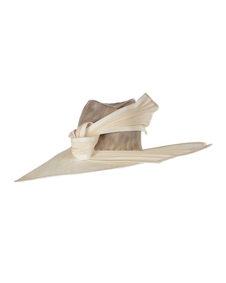 Vivien Sheriff Phantom of the Opera Large Brim Hat