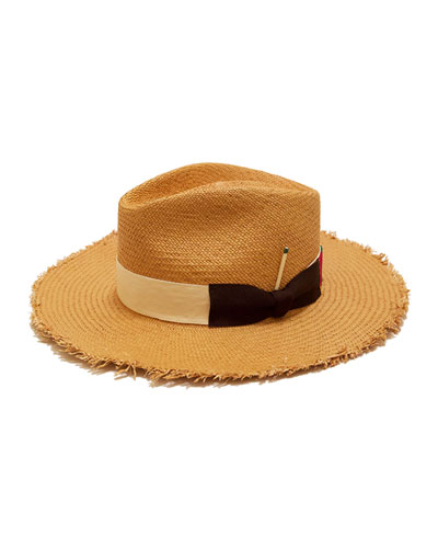 a6b9883022774e Quick Look. Nick Fouquet · Melisande Straw Fedora Hat
