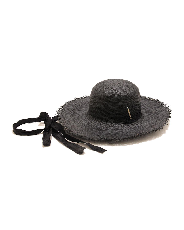 Nick Fouquet BROCK X NICK 4 STRAW SUN HAT