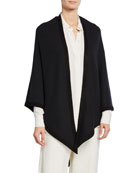 Loro Piana Dressing Demicarre Duo Shawl