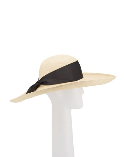 8eb8bc7f Quick Look. Sensi Studio · Lady Ibiza Straw Hat ...