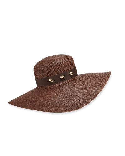 589533a9b3416f Quick Look. Jane Taylor · Large Brimmed Straw Hat ...