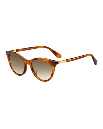 janalynn cat-eye sunglasses