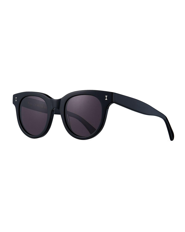 Illesteva Sunglasses SICILIA BUTTERFLY ACETATE SUNGLASSES