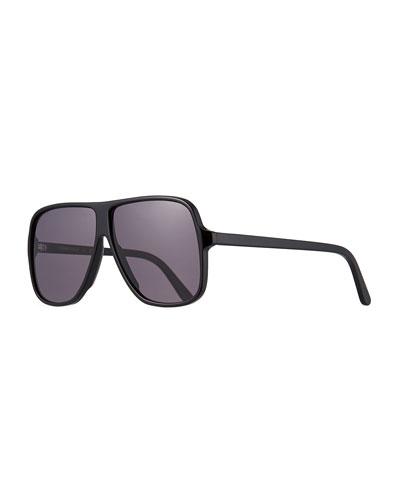 Connecticut Square Acetate Sunglasses