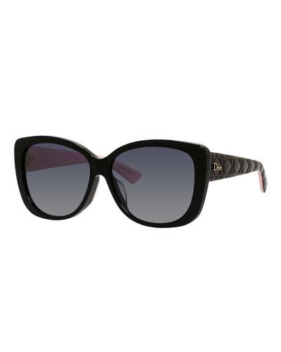 4d798382541 Dior Logo Sunglasses