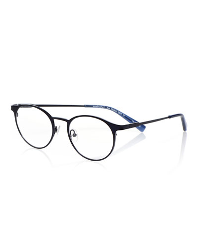 Eye Object Round Reading Glasses