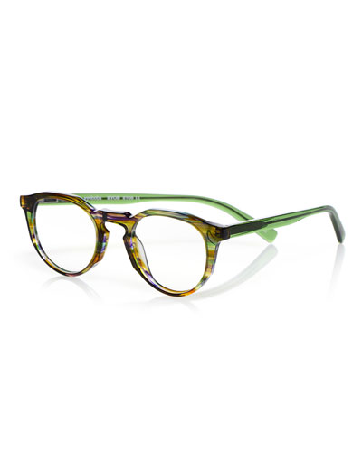 0ee1e48281a9 Quick Look. Eyebobs · BYOB Round Acetate Reading Glasses