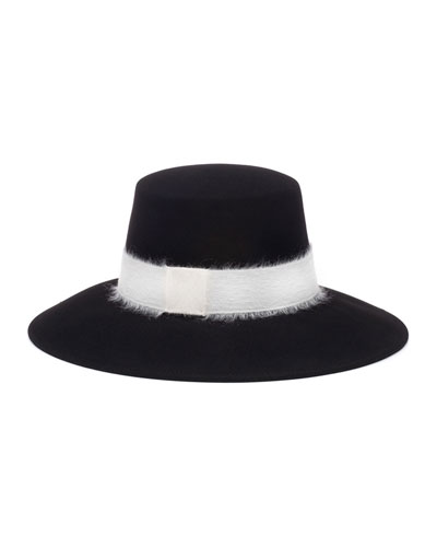 Stevie Wool Bucket Hat