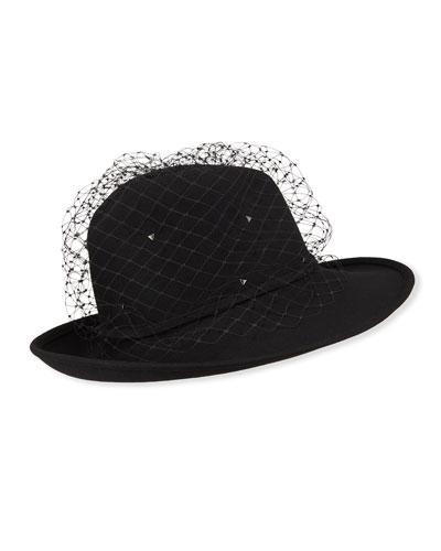 6f372bd70 Fedora Hat   Neiman Marcus
