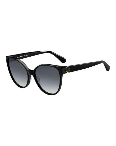 kate spade new york primrosegs round acetate sunglasses