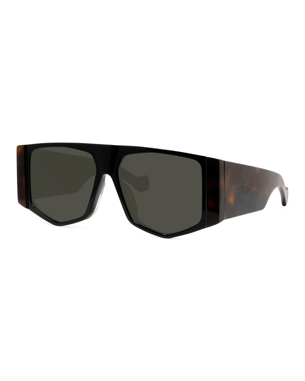 Loewe Sunglasses SHIELD ACETATE SUNGLASSES