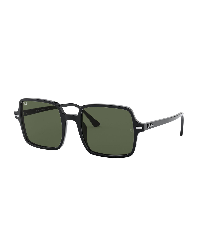 Ray Ban Sunglasses SQUARE ACETATE SUNGLASSES