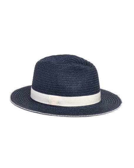 Eugenia Kim Lillian Packable Fedora Hat