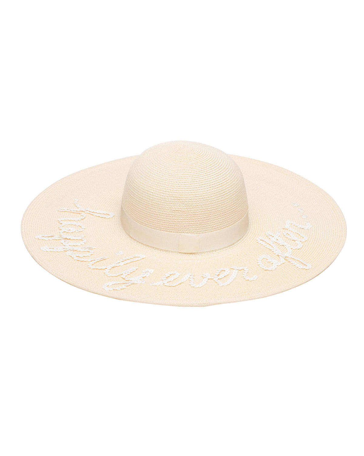 Bunny Happily Ever After Floppy Sun Hat
