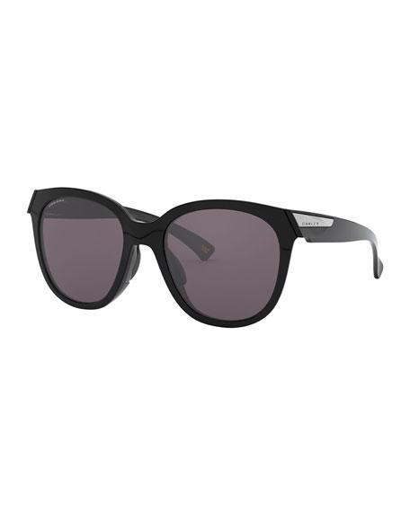 Oakley Low Key Prizm Round Sunglasses