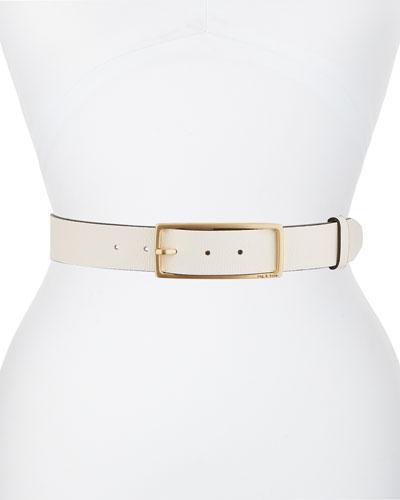 Rebound Leather Belt