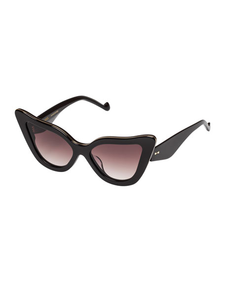 Zimmermann Paisley Cat-Eye Sunglasses