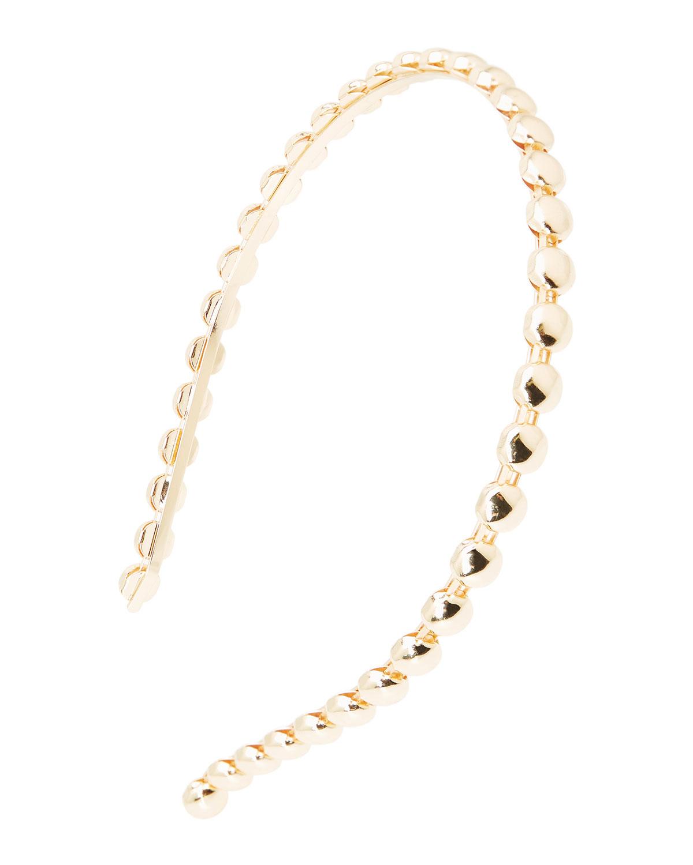 Metal Dot Headband