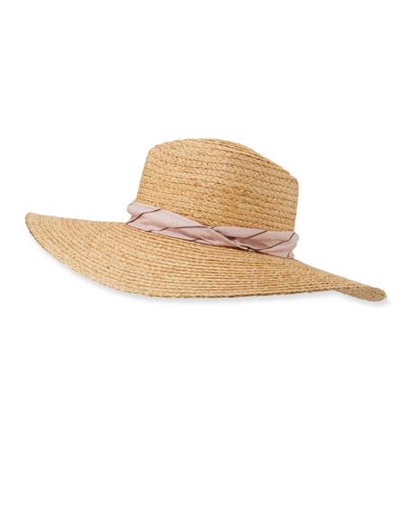 Rag & Bone Panama Raffia Straw Hat