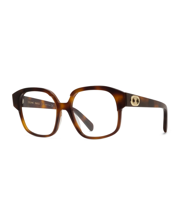 Square Acetate Optical Glasses