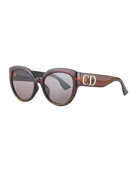 Dior DDiorFS Butterfly Sunglasses