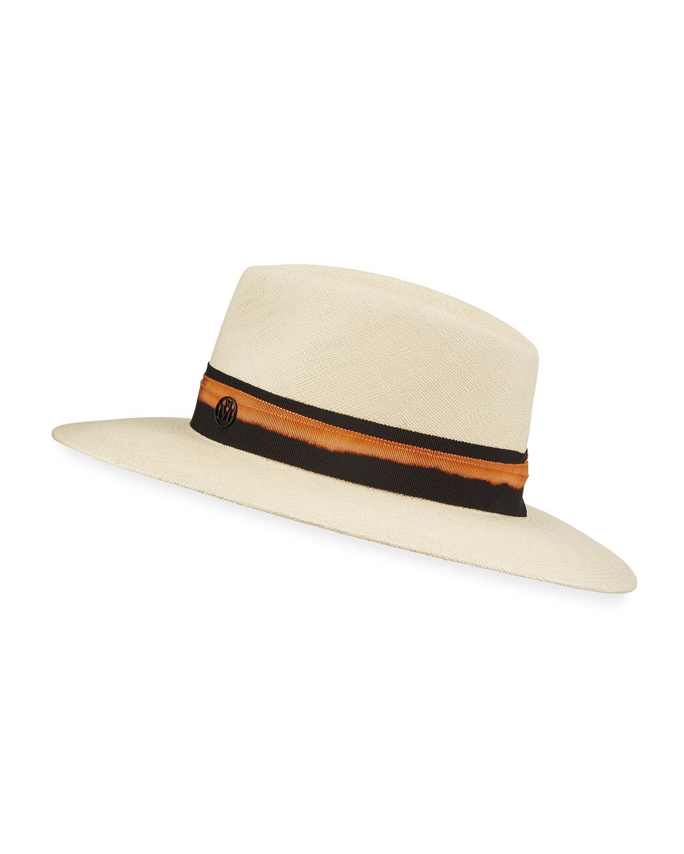 Maison Michel CHARLES STRAW BRISA HAT
