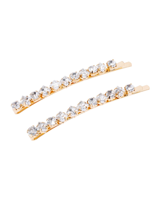 Crystal Bobby Pins