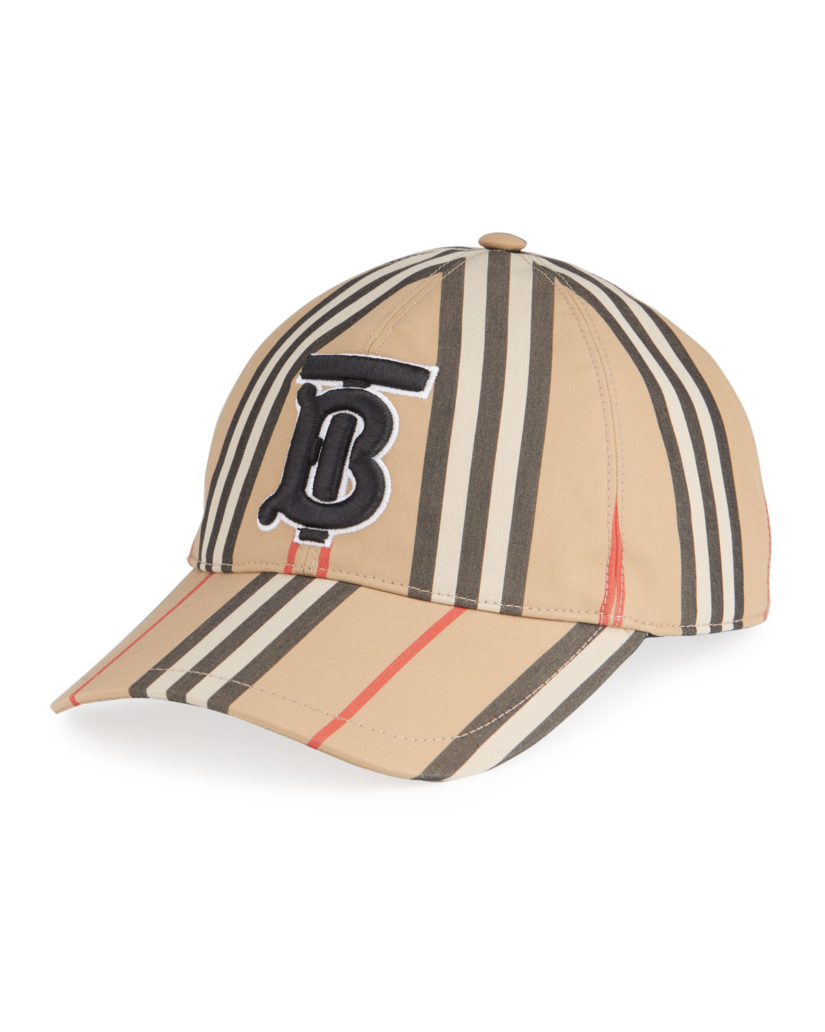 Burberry TB ICON STRIPE BASEBALL CAP