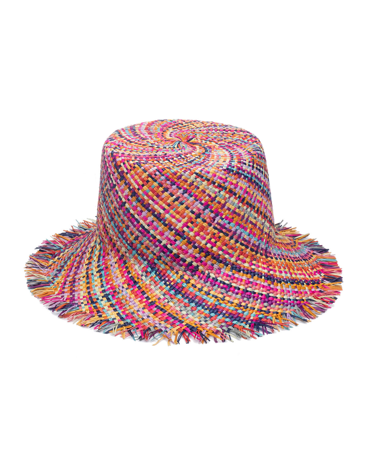 Eugenia Kim RAMONA STRAW BUCKET HAT