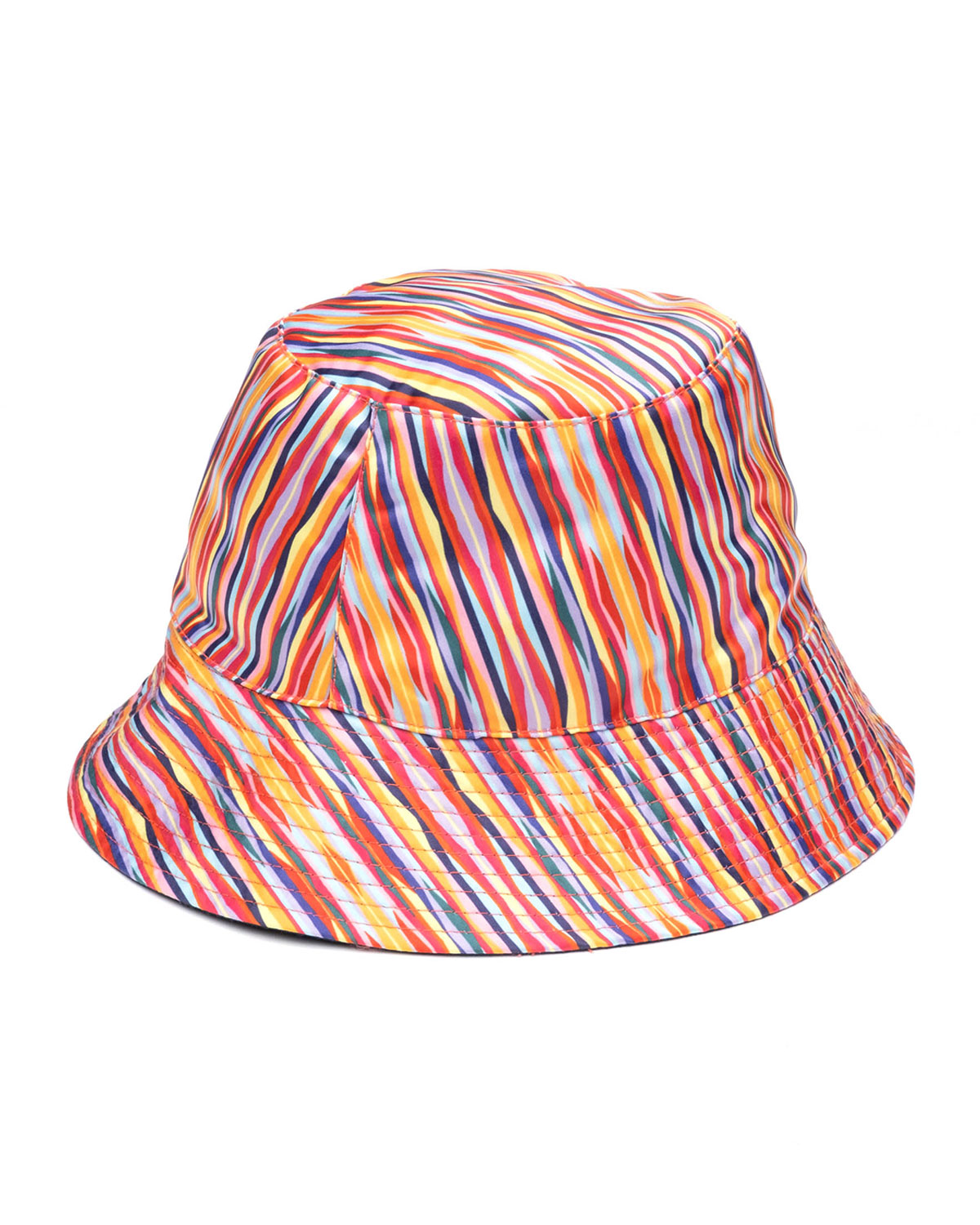 Eugenia Kim TOBY REVERSIBLE SATIN BUCKET HAT