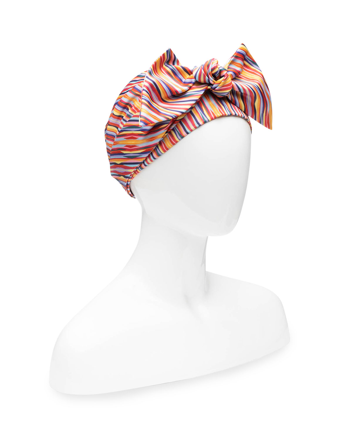 Eugenia Kim GIGI SATIN TURBAN HEADBAND