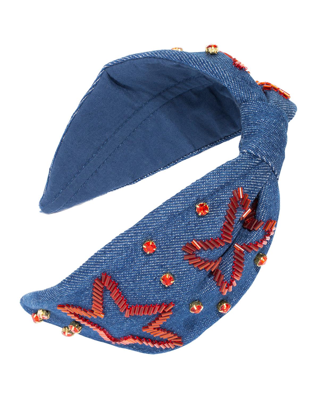Liberty Belle Denim Headband