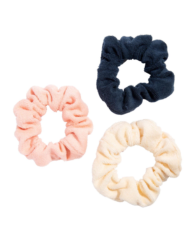 Terry Cloth Scrunchies