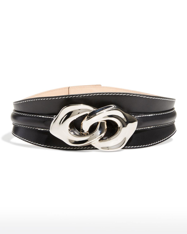 Sculpt Corset Leather Belt