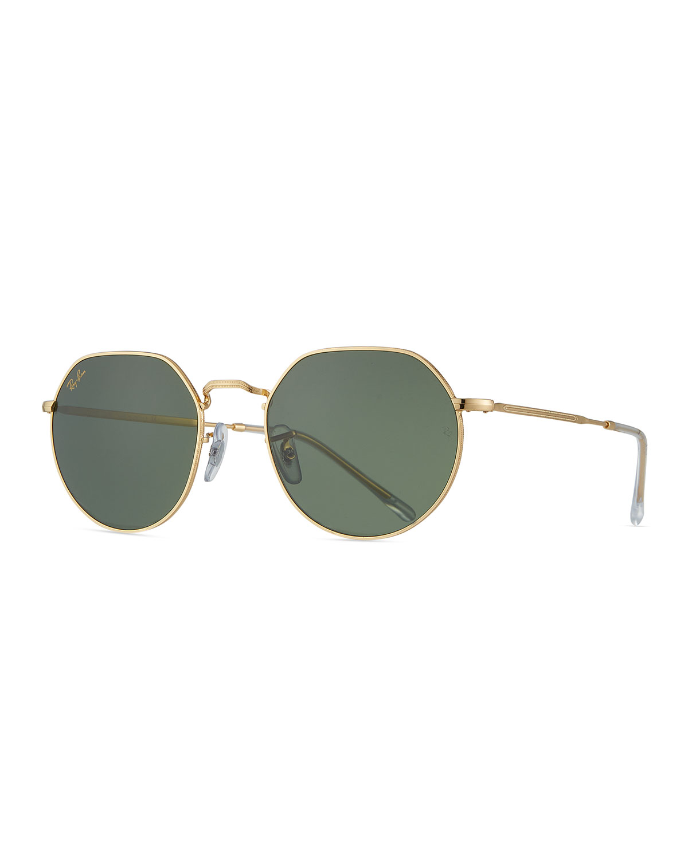 RB356553X Round Metal Sunglasses