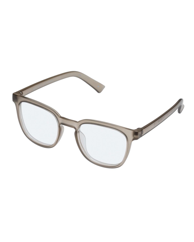 Shelve Angry Men Square Plastic Reading Glasses