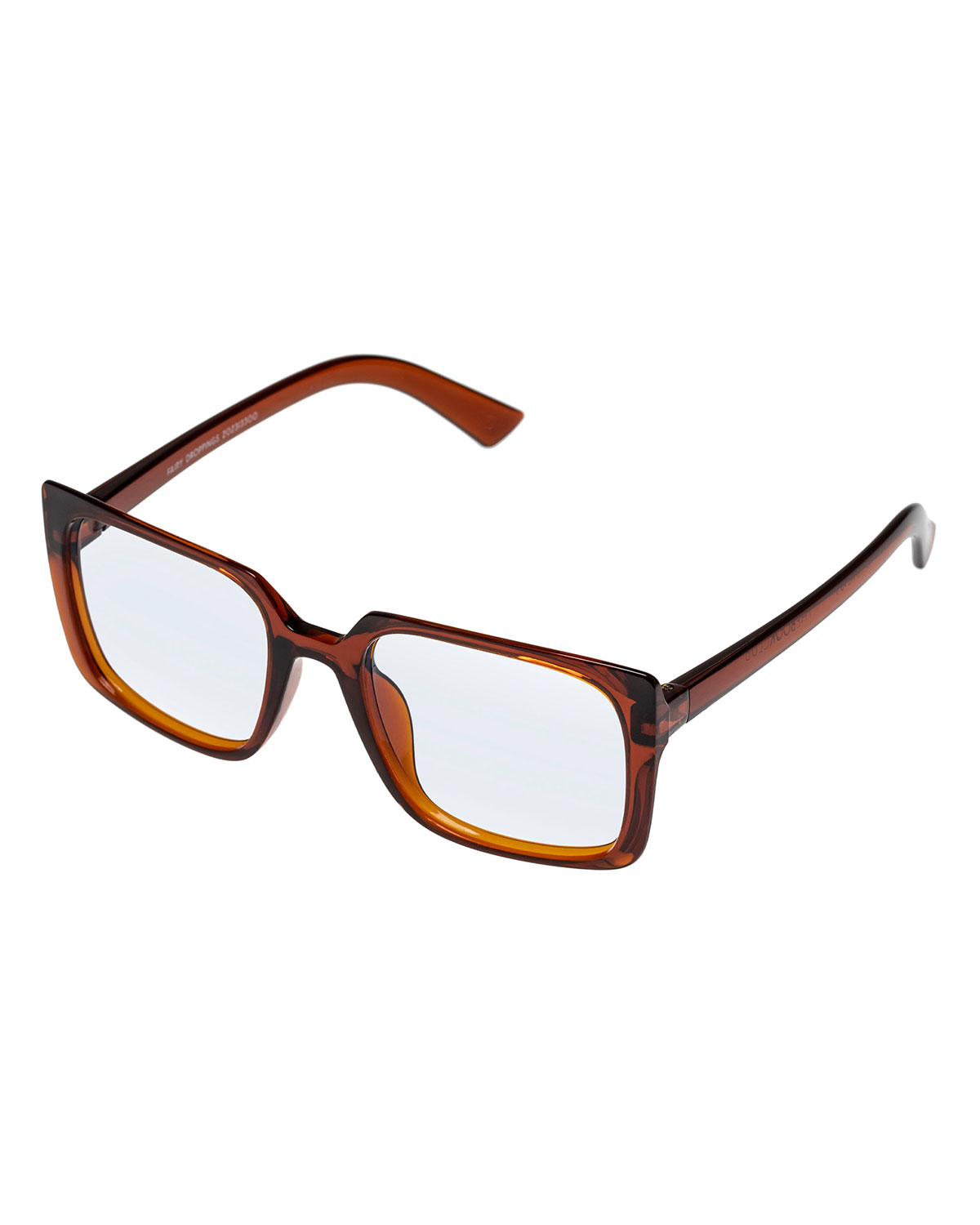 Fairy Droppings Dramatic Square Plastic Reading Glasses